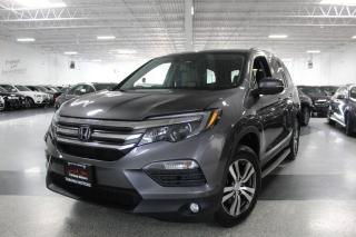 Used 2017 Honda Pilot EX-L AWD I LEATHER I NAVIGATION I SUNROOF I BLINDSPOT I BT for sale in Mississauga, ON