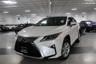 Used 2017 Lexus RX 350 AWD I NO ACCIDENTS I REAR CAM I LEATHER I BT for sale in Mississauga, ON