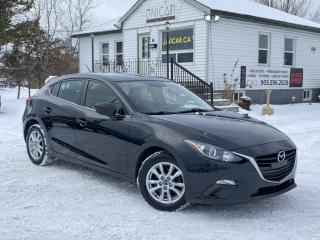 Used 2015 Mazda MAZDA3 No-Accidents Sport GS BackupCam Bluetooth Push-Start for sale in Sutton, ON