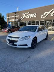 Used 2010 Chevrolet Malibu LS FWD for sale in Scarborough, ON