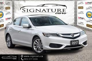 Used 2017 Acura ILX 4dr Sdn. ONE OWNER. NO ACCIDENT. LANESENSE. ACC. BACK CAM. for sale in Mississauga, ON