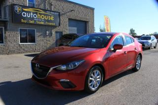 Used 2014 Mazda MAZDA3 GS-SKY,TOURING,BACKUP CAMERA for sale in Newmarket, ON