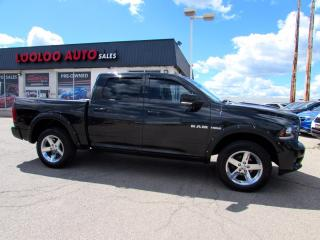Used 2009 Dodge Ram 1500 SPORT Crew Cab 4WD Hemi 5.7L Remote Start Certified for sale in Milton, ON