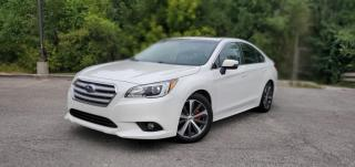 Used 2016 Subaru Legacy 2.5i Limited|TEXT.US|647.678.7778|NAVI| LEATHER| SUNROOF| BLINDPSOTS|CLEANCARFAX| for sale in Mississauga, ON
