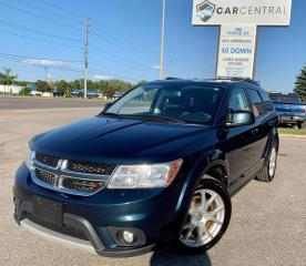 Used 2015 Dodge Journey SXT | 7 PASS | BACKUP CAM | BLUETOOTH | for sale in Barrie, ON