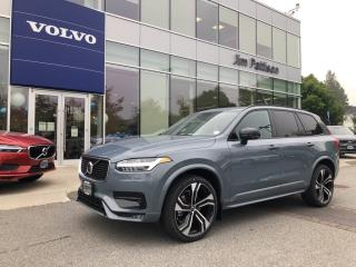 New 2020 Volvo XC90 T6 R-Design 7 Passenger for sale in Surrey, BC