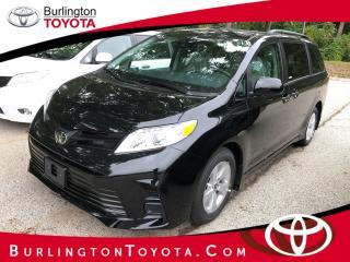 New 2020 Toyota Sienna CE 7-Passenger FWD for sale in Burlington, ON
