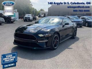New 2020 Ford Mustang BULLITT for sale in Caledonia, ON