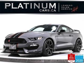 Used 2018 Ford Mustang Shelby GT350 R, 526HP, MANUAL, BREMBO, RECARO, NAV for sale in Toronto, ON