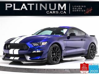 Used 2016 Ford Mustang Shelby GT350, 526HP, TRACK PKG, MANUAL, BREMBO, BT for sale in Toronto, ON
