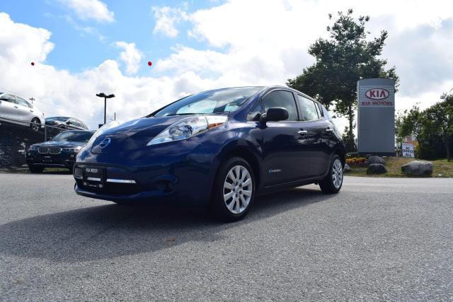 2017 Nissan Leaf HATCH