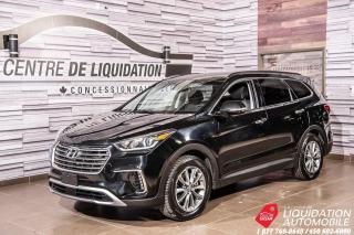 Used 2019 Hyundai Santa Fe XL Preferred+AWD+BLUETOOTH+CAMERA DE RECUL for sale in Laval, QC