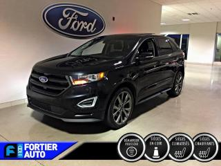 Used 2017 Ford Edge Sport 4 portes Traction intégrale for sale in Montréal, QC