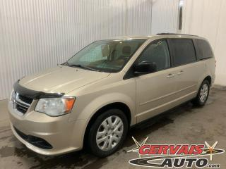 Used 2014 Dodge Grand Caravan SXT 7 PASSAGERS STOW N GO for sale in Trois-Rivières, QC