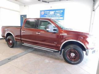 Used 2015 Ford F-150 XLT CREW for sale in Listowel, ON
