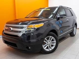 Used 2013 Ford Explorer XLT 4X4 7 PLACES CLIM MULTIZONE *SIÈGES CHAUFF* for sale in St-Jérôme, QC