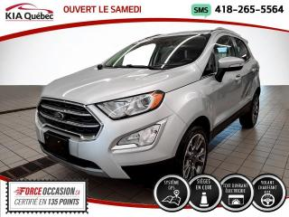 Used 2019 Ford EcoSport TITANIUM* AWD* GPS* TOIT* CUIR* for sale in Québec, QC