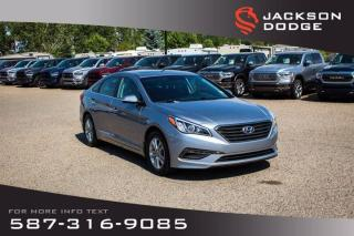 Used 2017 Hyundai Sonata GLS - Sunroof, Rear View Camera for sale in Medicine Hat, AB