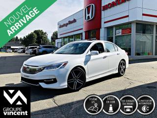 Used 2017 Honda Accord TOURING ** GARANTIE 10 ANS ** Le confort, le style, et la performance! for sale in Shawinigan, QC
