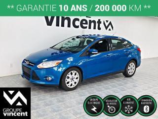 Used 2012 Ford Focus SE ** GARANTIE 10 ANS ** Amusante à bas prix! for sale in Shawinigan, QC