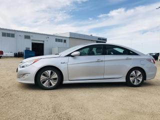 Used 2015 Hyundai Sonata Hybrid Limited for sale in Shellbrook, SK