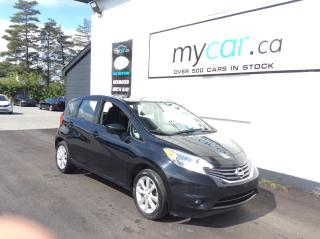 Used 2015 Nissan Versa Note 1.6 SL NAV, HEATED SEATS, BACKUP CAM, ALLOYS!! for sale in Richmond, ON