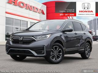 New 2020 Honda CR-V EX-L for sale in Cambridge, ON