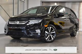 Used 2018 Honda Odyssey Touring Auto *8 PASSAGERS, NOUVELLE ARRIVÉE!* for sale in Laval, QC