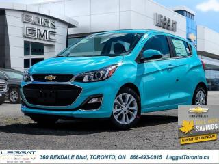 New 2021 Chevrolet Spark LT for sale in Etobicoke, ON
