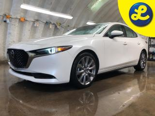 Used 2019 Mazda MAZDA3 GT * Navigation * Power sunroof * Leather * Reverse camera with park assist * Blind spot assist * Heated front seats * Heated steering wheel * Power d for sale in Cambridge, ON