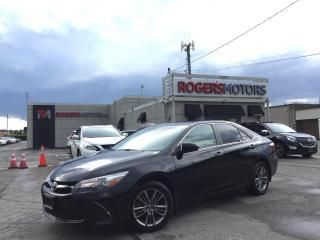 Used 2016 Toyota Camry 2.99% Financing SE - REVERSE CAM - BLUETOOTH for sale in Oakville, ON
