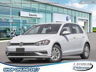 New 2020 Volkswagen Golf 1.4 TSI Comfortline Auto for sale in PORT HOPE, ON