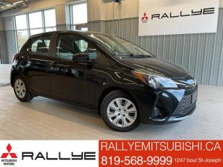 Used 2019 Toyota Yaris LE HATCHBACK for sale in Gatineau, QC