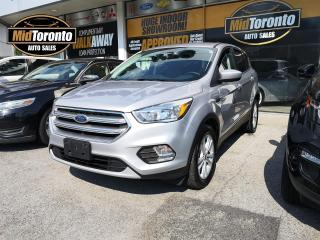 Used 2017 Ford Escape SE 4WD - 2.0L Engine - Excellent Condition - One Owner - No Accidents for sale in North York, ON