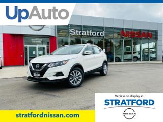 New 2020 Nissan Qashqai SV AWD for sale in Stratford, ON