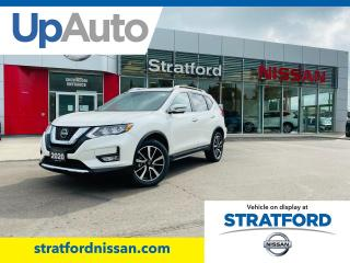 New 2020 Nissan Rogue SL Platinum AWD for sale in Stratford, ON