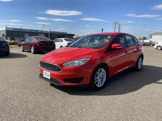 Used 2017 Ford Focus 5dr HB SE *Heated Seats**Bluetooth* for sale in Brandon, MB