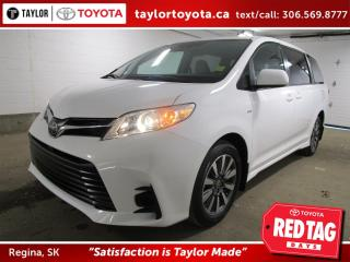 New 2020 Toyota Sienna LE 7-Passenger for sale in Regina, SK