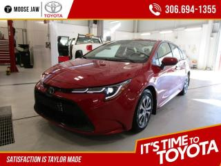 New 2021 Toyota Corolla Hybrid w/Li Battery Hybrid CVT for sale in Moose Jaw, SK