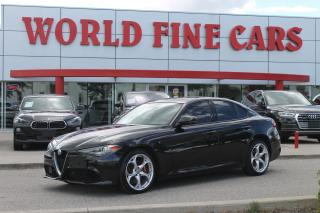 Used 2018 Alfa Romeo Giulia ti | One Owner! | *Accident Free*Sport AWD! for sale in Etobicoke, ON