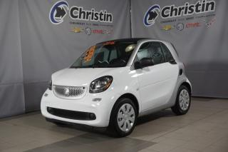 Used 2016 Smart fortwo NAVIGATION BLUETOOTH SIEGE EN CUIR CHAUFFANT for sale in Montréal, QC