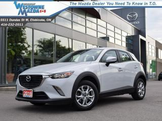 Used 2016 Mazda CX-3 GS  - Heated Seats -  Bluetooth for sale in Toronto, ON