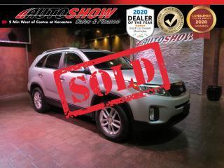 Used 2014 Kia Sorento LX AWD w/ Heated Seats for sale in Winnipeg, MB
