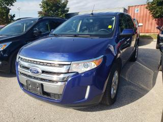 Used 2014 Ford Edge SEL for sale in Barrie, ON