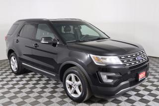 Used 2017 Ford Explorer XLT 4X4, NAVIGATION, REMOTE START, 3-ROW SEATING, for sale in Huntsville, ON