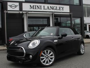 Used 2016 MINI Cooper Convertible for sale in Langley, BC