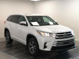 Used 2017 Toyota Highlander LE AWD for sale in Port Moody, BC
