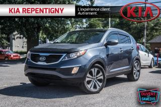 Used 2013 Kia Sportage AWD 4dr I4 Auto EX for sale in Repentigny, QC