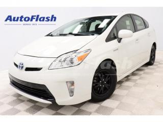 Used 2014 Toyota Prius Hybrid/Electric *Bluetooth *Clean! *Camera for sale in St-Hubert, QC