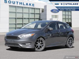 Used 2018 Ford Focus SE AUTO|SPORT PKG for sale in Newmarket, ON